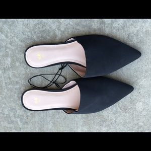 H&M pointy flats
